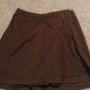 Rafaello black skirt